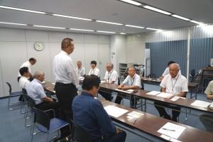 熊本市と意見交換